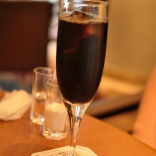 コーヒーロード - ドリンク写真:水だし珈琲