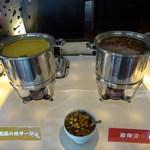 47561228 - スープは2種類ありました