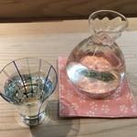 47561320 - 冷酒:賀茂泉 純米大吟醸生酒