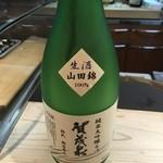 47561331 - 賀茂泉の一升瓶