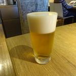 焼肉トラジ - 生ビール:620円