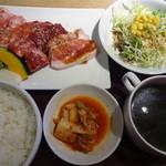 焼肉トラジ - トラジ御膳:2,200円