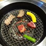 焼肉トラジ - 無煙ロースター