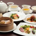 華nois - 料理写真:カノワコース(ランチ一例)