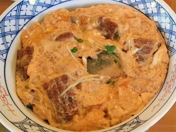 大和田 - 鰻玉丼