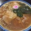 味処 えづみや - 料理写真:らーめん(570円)+大盛り(150円)