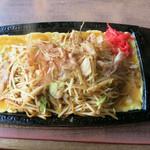 プリンス松葉 - 料理写真:もやし焼きそば 1060円