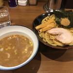 横浜家系ラーメン一刀家 - 濃厚つけ麺780円①