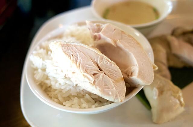 シンガポール シーフードリパブリック 品川の料理の写真