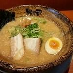 47576803 - 「豚骨醤油らーめん+麺大盛」885円