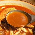 スリランカ狂我国 - スープ