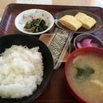レストランミハマ - 朝定食