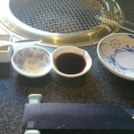 六歌仙 - テーブルセット