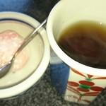 六歌仙 - 食後のデザート