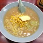 ラーメン御殿 - バターコーン(醤油)500円