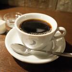 ムーン ファクトリー コーヒー - 深煎りブレンド EFブレンド7(カップ700円)