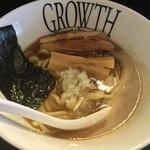 麺処グロース - らぁ麺
