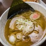 クリーミーTonkotsuラーメン 麺家神明 - 中華そば 760円