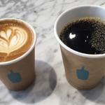ブルーボトルコーヒー 清澄白河 ロースタリー&カフェ - カプチーノとオススメコーヒー