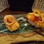 genya - 赤貝