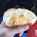 47587426 - クリームパンの中身