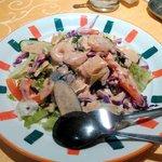 47589192 - 海鮮サラダ