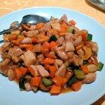 47589217 - 鶏肉のカシューナッツ炒め