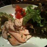 4759790 - 鶏ハムとアボカドのサラダ