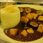 4759941 - なすと豆腐のカレー