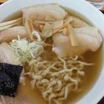 飛来ラーメン - 料理写真:中華(並盛) 650円