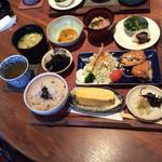 FUKATSU COFFEE - 料理写真:姫御膳(1400円)