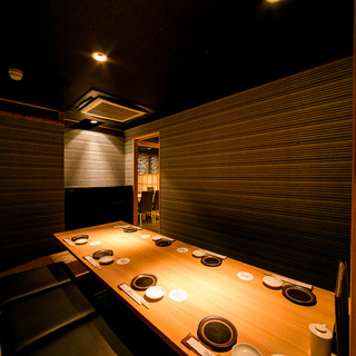 【宴会&お食事会に1番人気】完全個室のご用意はこちら♪