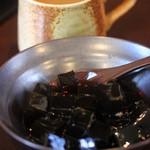 七色野菜 一隅の里 - 珈琲、コーヒーゼリー