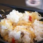 七色野菜 一隅の里 - ちらし寿司