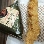 セブンイレブン - 料理写真:牛めしおにぎり☆とり天