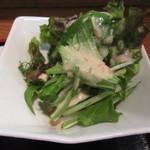 季乃香 - サラダ