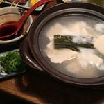 やきとりの一平 - 湯豆腐