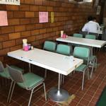 寿栄広食堂 - 寿栄広食堂(山口県岩国市麻里布町)店内