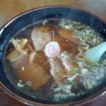 渡辺食堂 - チャーシュー麺