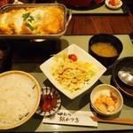 47598608 - 豆腐かつ煮御膳