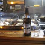 丸太ごうし - ビール
