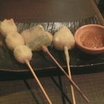 串揚げ&泡 東京大井町 串あん - うずら・カマンベール・鶏ささみと大葉