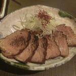 串揚げ&泡 東京大井町 串あん - 炙りチャーシュー