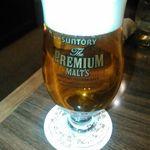 47600763 - ★2016・2再訪 生ビール