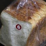 パネッテ - 料理写真:食パン