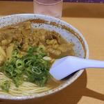 徳島ラーメン 麺八 - やみつきラーメンラーメン   650円