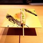 鶏晶 - 山葵焼きではじけて混ざれッ!