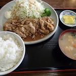 興ちゃん亭 - 焼肉定食