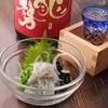 木々 - 料理写真:生しらすポン酢 ¥500