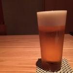 銀座 きた福 - ビール